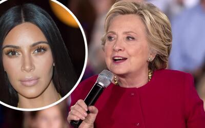 Hillary Clinton habla sobre el robo de Kim Kardashian