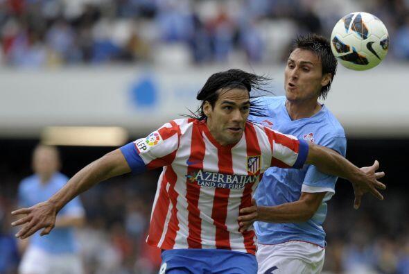Horas antes, el Atlético de Madrid visitó Balaídos para enfrentar al Cel...