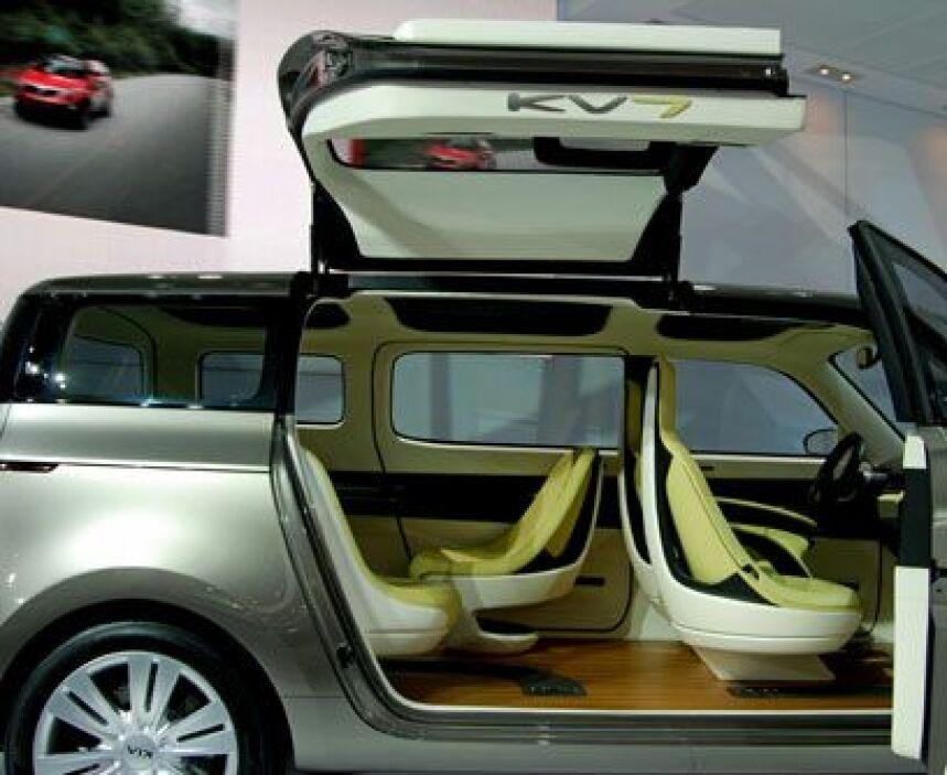 Viajes llenos de estiloCon este prototipo, Kia reinventa la idea de una...