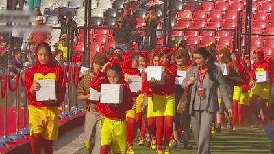 El Estadio Azteca recibió a miles de fans de Chespirito