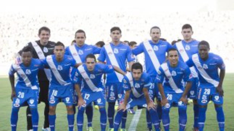 Club Puebla.