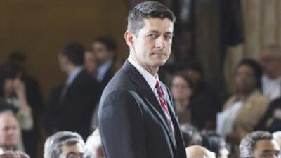 El congresista Paul Ryan (republicano de Wisconsin), se ha convertido en...