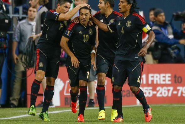 En el segundo compromiso de la copa, el 11 de julio, los mexicanos se im...