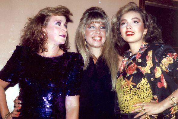 Las tres hermanas eran las más felices en aquellos tiempos, ¡han pasado...