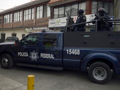 Los delitos que más afectan a la población mexicana registraron una baja...