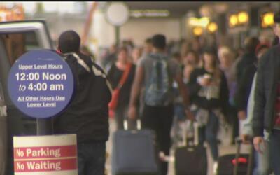 Aeropuerto de Los Ángeles transportará a 2,3 millones de personas durant...