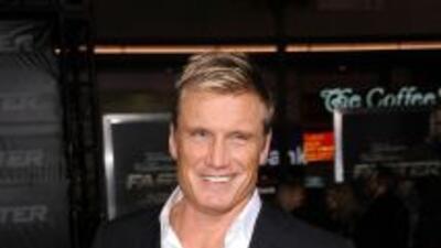Este famoso actor se ha caracterizado por interpretar a personajes rudos...