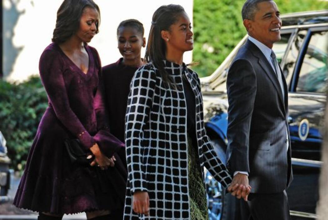 Michelle Obama le gusta apoyar a los diseñadores estadounidenses.