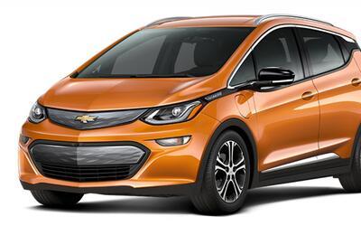 Un crédito fiscal hace económico a este carro eléctrico