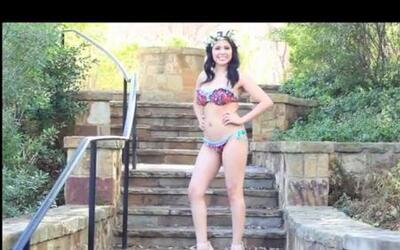 María Rodríguez - Nuestra Belleza Latina 2014