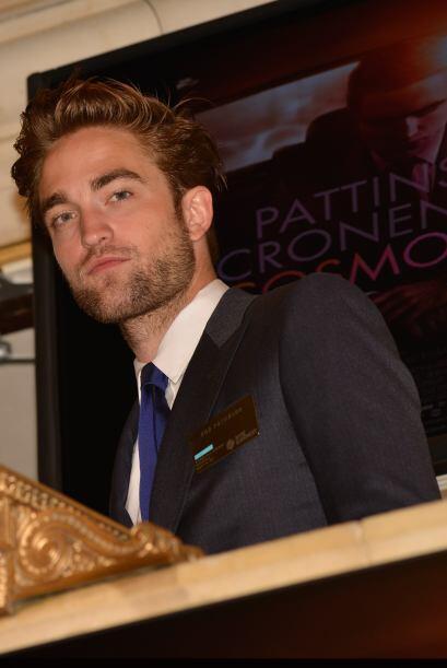 Robert Pattinson nos enseñó que los vampiros barbones tamb...