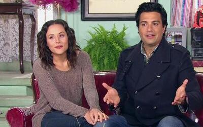 Zuria Vega y Jaime Camil protagonizan Qué Pobres tan Ricos