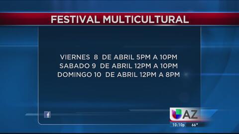 Festival multicultural con fin caritativo
