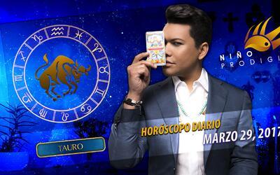 Niño Prodigio - Tauro 29 de marzo, 2017