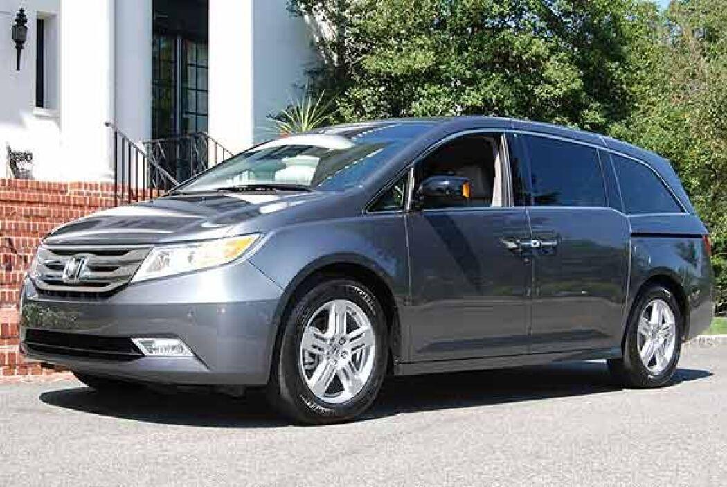 La cuarta generación de la Honda Odyssey busca redefinir el concepto de...