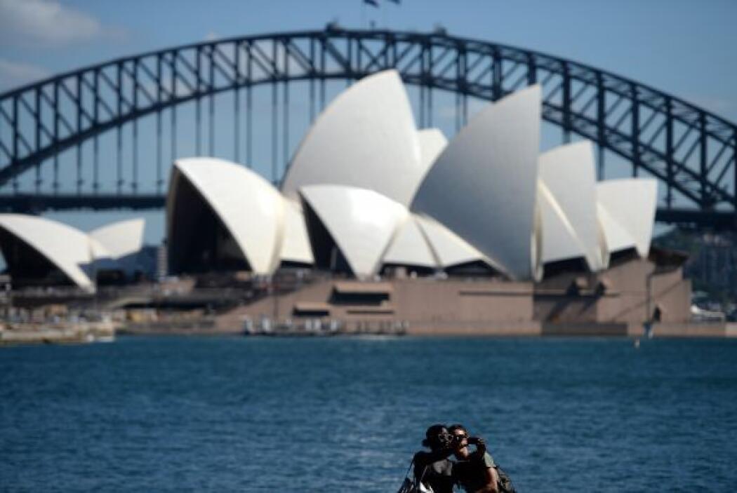 El Sydney Opera House