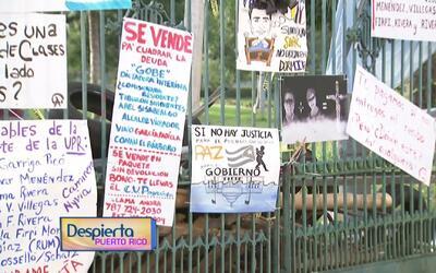 Estudiantes del recinto de Rio Piedras discutirán lo sucedido en la reun...