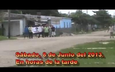 Sucedió en horas de la tarde en Placetas, Cuba