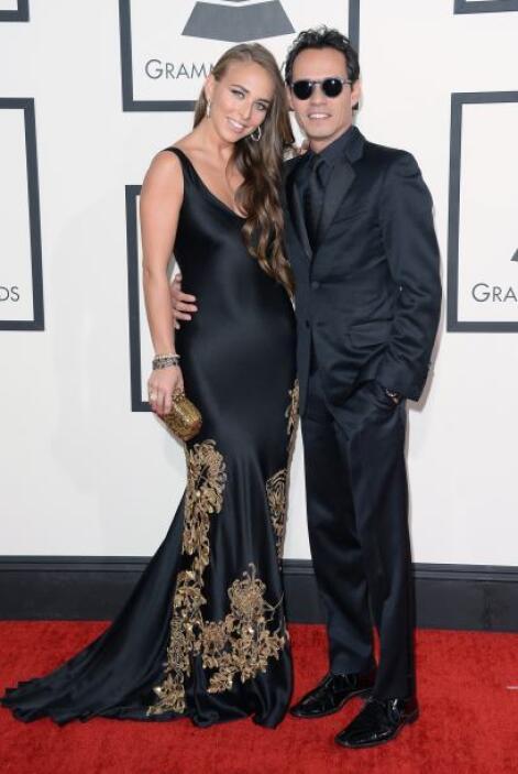 Al final, el amor entre Marc Anthony y Chloe Green no prosperó y en febr...