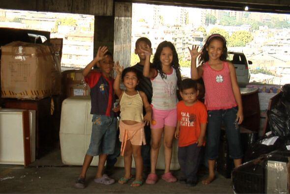 """Los pequeños habitantes de """"La Torre de David"""""""