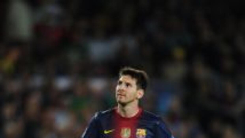 Lionel Messi vio nacer a su primer hijo.