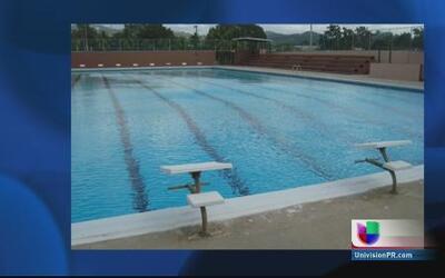 Fiestas clandestinas en la piscina de la Universidad de Puerto Rico reci...