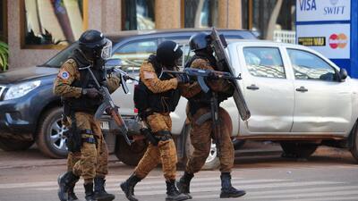Ataque en Burkina Faso deja más de 25 muertos