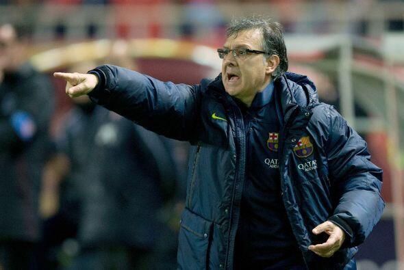 Luego de casi asegurarse que el Barcelona se vaya en blanco en cuesti&oa...