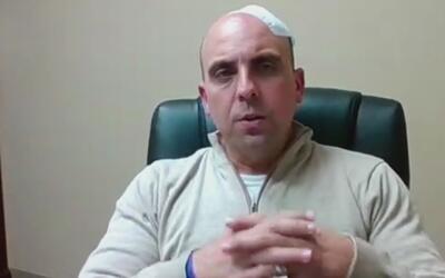 El representante estatal Armando Martínez habló sobre su herida por una...