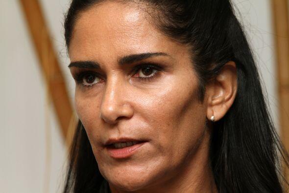 10. Lydia Cacho. Periodista y activista, está próxima a pu...