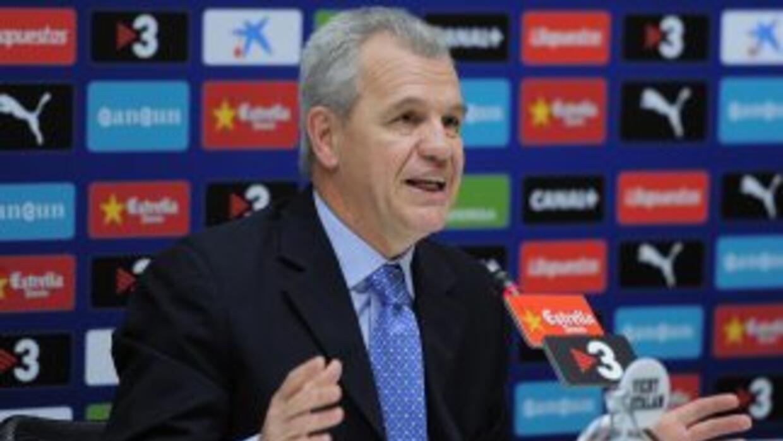 El 'Vasco' aceptó la propuesta de renovación con el club espanyolista y...
