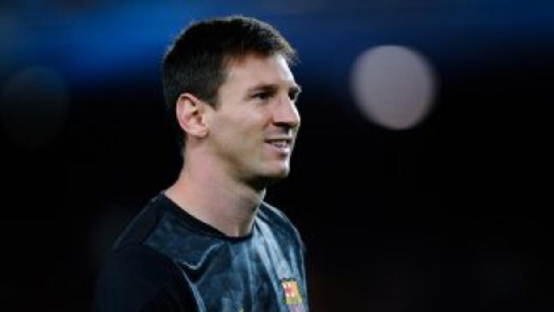El argentino parece estar en condiciones de jugar luego de entrenar de m...