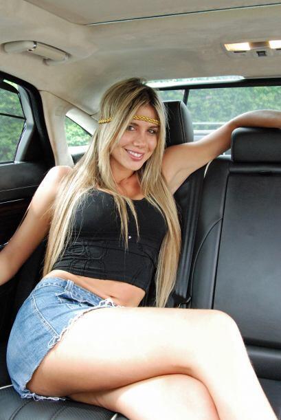 Liliana Montoya regresó a Miami. La encontramos de nuevo lista para segu...