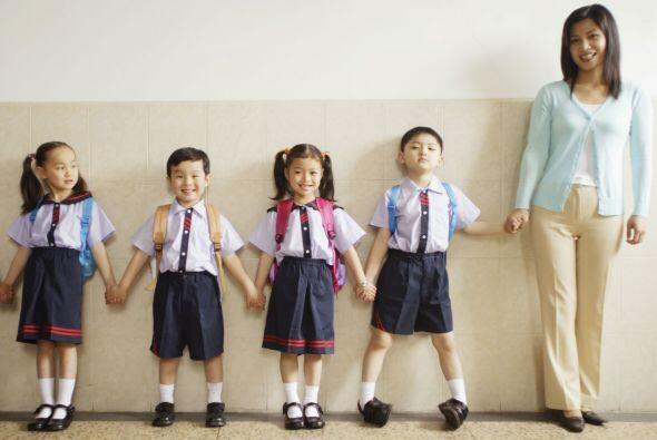 Reúnete con sus maestras una vez que empiecen las clases. As&iacu...