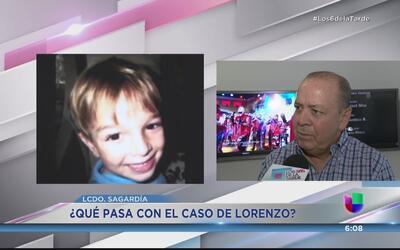 ¿Se quedará el niño Lorenzo sin justicia?