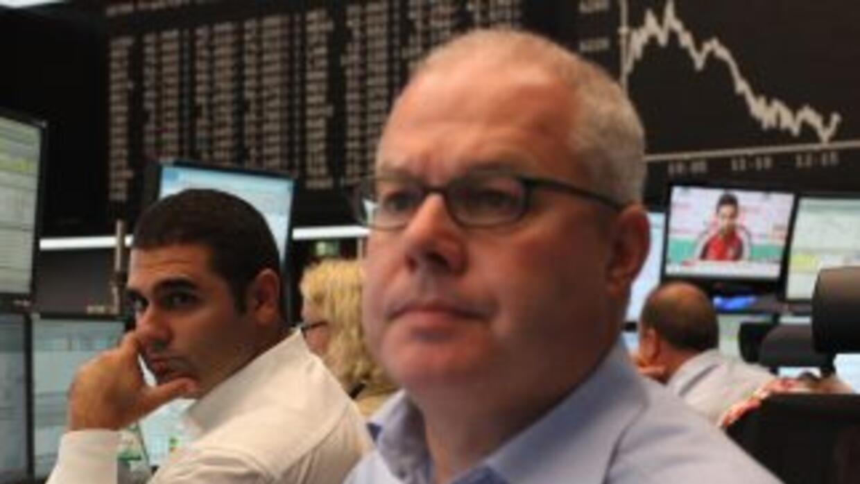 La Bolsa de Frankfurt cayó 5.02% como parte de una ola de incertidumbre...