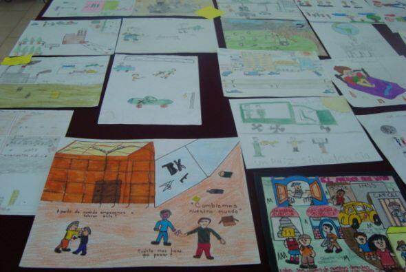 Más de 3 mi niños, entre los 6 y 12 años, fueron participantes de esa co...