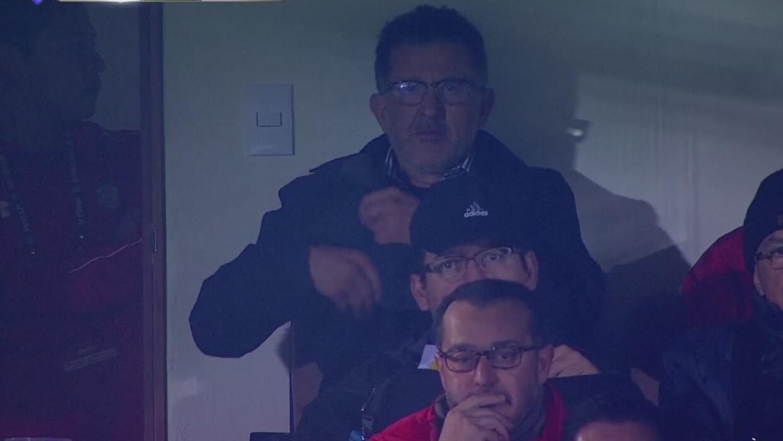 El 'Profe' Osorio está en Toluca para la Copa MX