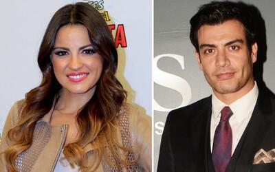 """Maite Perroni y Andrés Palacios podrían ser pareja en """"El Bien Amad..."""