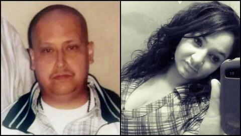 Hugo Reynoso, de 37 años, y Valerie Enríquez, de 27.