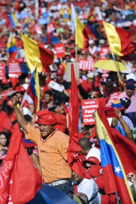 Algunas personas sospechan que Chávez ha sido diagnosticado con una enfe...