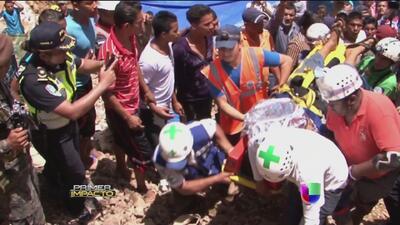 Aún quedan varios mineros atrapados en Honduras