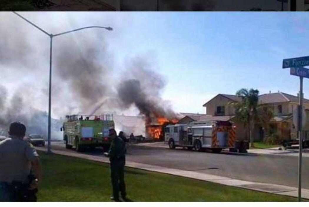Residentes de Imperial Valley en el sur de California quedaron atónitos...