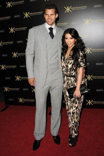 ¡Kim Kardashian y Kris Humphries ya son marido y mujer!, según anunciaro...