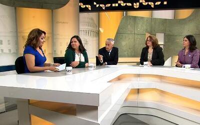 Jorge Ramos analizó las elecciones presidenciales con la mesa redonda 10...