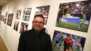 Omar Vega, reportero gráfico