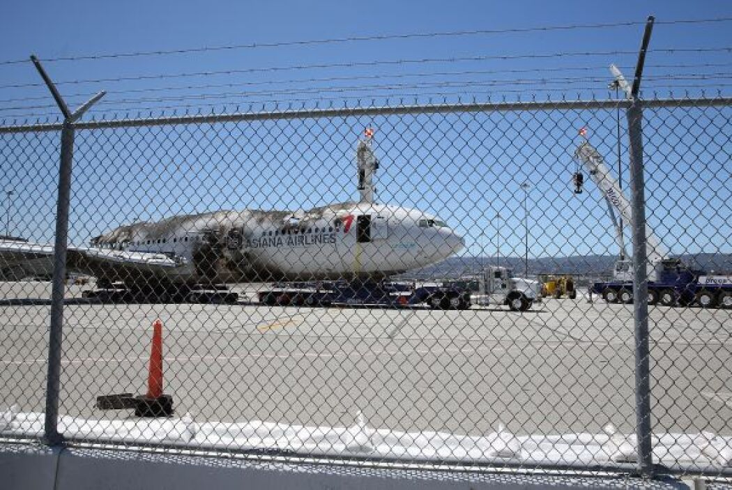 Hersman, por otra parte, recalcó que los pilotos no comentaron la escasa...