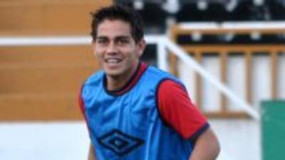 Rodolfo Zelaya. (Cortesía FC Alania)
