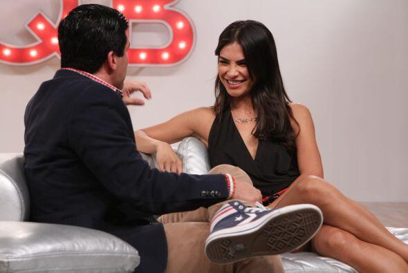 Para Espinoza, esta es la entrevista más importante que ha hecho en su v...