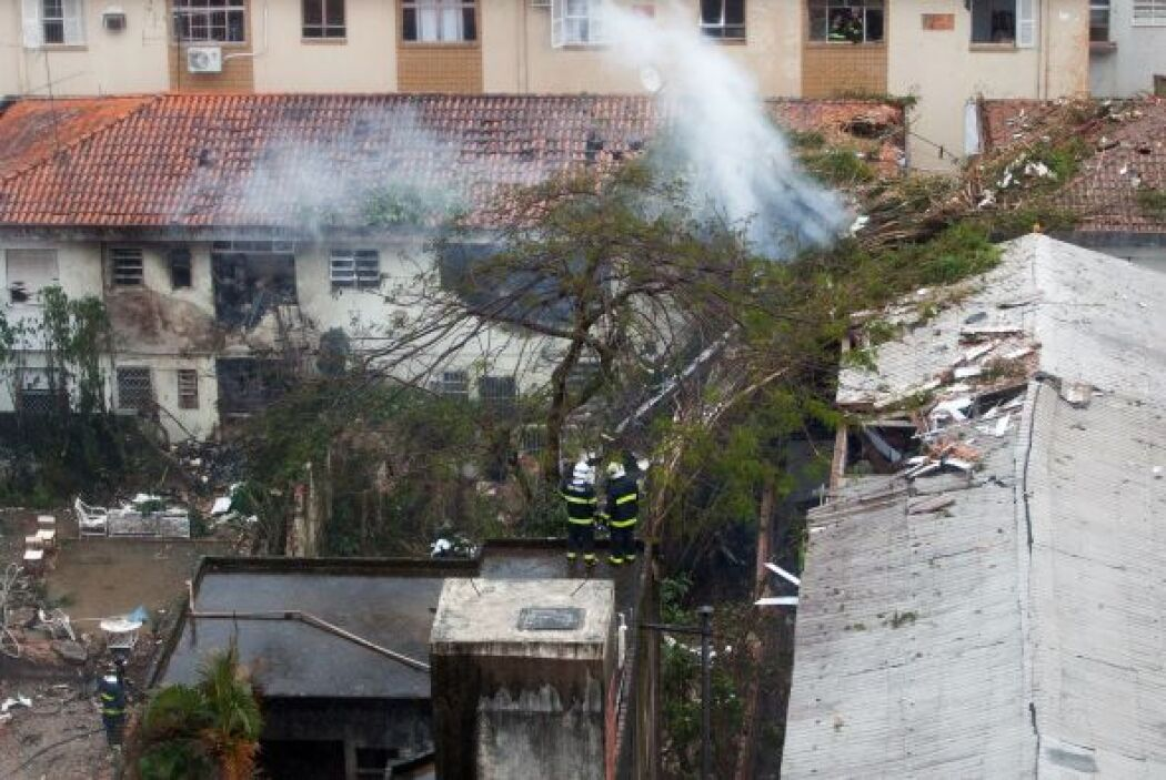 El candidato presidencial brasileño Eduardo Campos murió en un accidente...